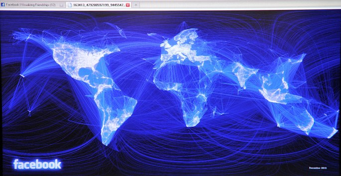 Facebook-Network